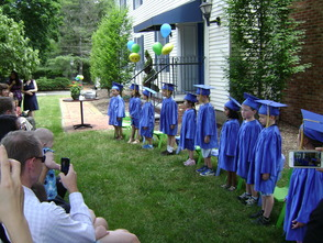 London Day School Graduates Kindergarten Class of 2014, photo 7