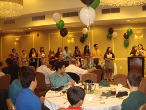 South Plainfield High School Music Booster Banquet, photo 1