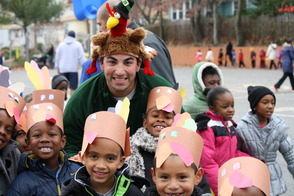 Hazel Turkey Trot