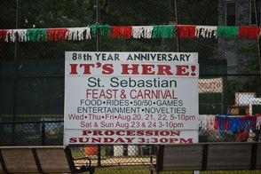 88th St. Sebastian's Feast and Carnival