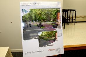 "Art Advisory Unveils Lenny Shapiro's ""Rotare"" Sculpture at the Millburn Public Library, photo 13"