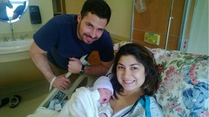 TAP's 1st Baby for 2014