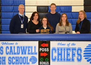 Georgia Mergner Signs Letter of Intent to Play Lacrosse for Trinity College