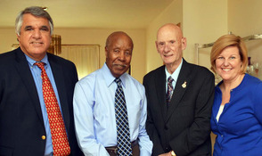 Tuskegee Airman Honored