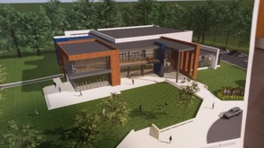 Montgomery Township Recreation and Community Center Groundbreaking Thursday, photo 1