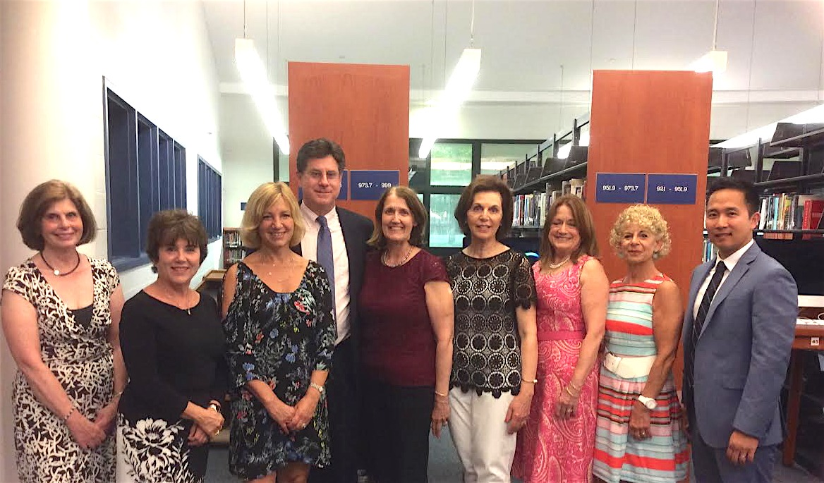 Doug Orr Receives SEF Nora Radest Excellence Award, as Summit School Board Honors Retirees, Teachers of the Year; Secondary Education Director Appointed