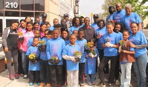 Roselle Comes Together for Community Clean Up Day, photo 20