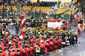 Columbia High School's Class of 2014 Holds Graduation Celebration, photo 1
