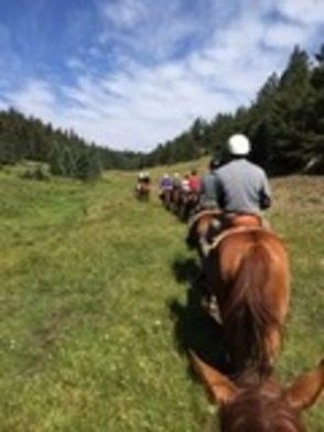 Horseback Riding - Philmont Ranch