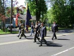 New Providence Memorial Day Parade Honors America's Heroes, photo 1