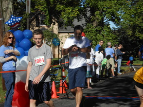 Berkeley Heights Charitable 5K, Neighbors Helping Neighbors, photo 19