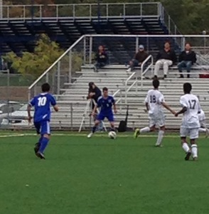 West Orange boys soccer v. Millburn Millers
