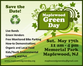 2014 Maplewood Green Day Fair Poster