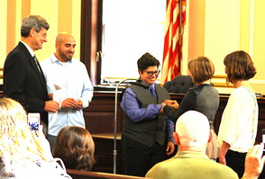 Maplewood's First Same-Sex Marriage Ceremony Performed, photo 17