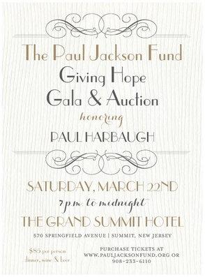 Paul Jackson Fund
