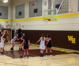Watchung Hills Girls Basketball Overcome By Bridgewater-Raritan, 59-43, photo 1