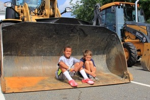 Sparta Youngsters Get to Touch a Truck, photo 12