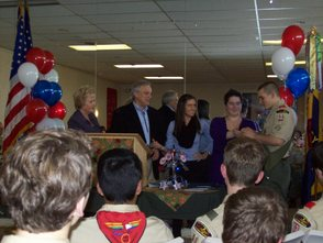 C.J. Scalera Earns The Honor of Eagle Scout , photo 8