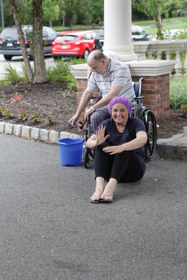 CareOne Livingston Takes Ice Bucket Challenge, photo 4