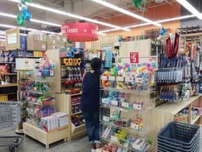 Ribbon Cutting at Cost Plus World Market