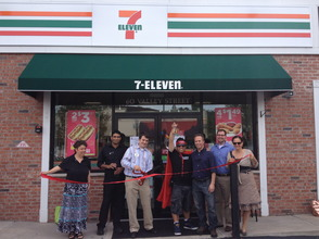 South Orange 7-Eleven Holds Grand Opening, photo 2