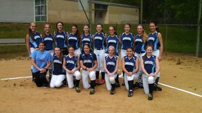 2014 Carl H. Kumpf Girls Softball Team