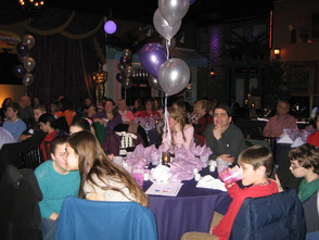 Over 70 community members of all ages attended the Relay for Life of Madison/Florham Park kick-off celebration at Powerhouse Studios on Wednesday, February 20th, to form teams for June's Relay event.