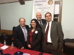 Maplewood Chamber of Commerce Business Card Exchange a Success, photo 1