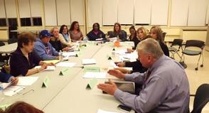 SEPAC Meeting