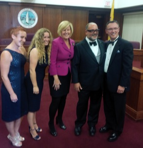 Fanwood Mayor Participates in Historic Day of Marriage in New Jersey, photo 1