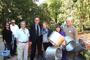 "Art Advisory Unveils Lenny Shapiro's ""Rotare"" Sculpture at the Millburn Public Library, photo 3"