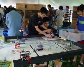 Alpha Force Robot Demonstration