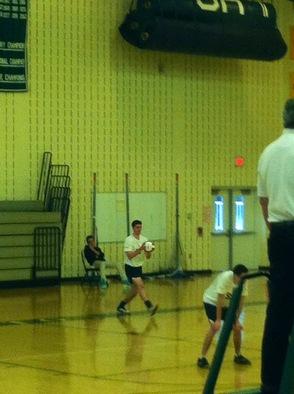 Livingston Boys Varsity Volleybal