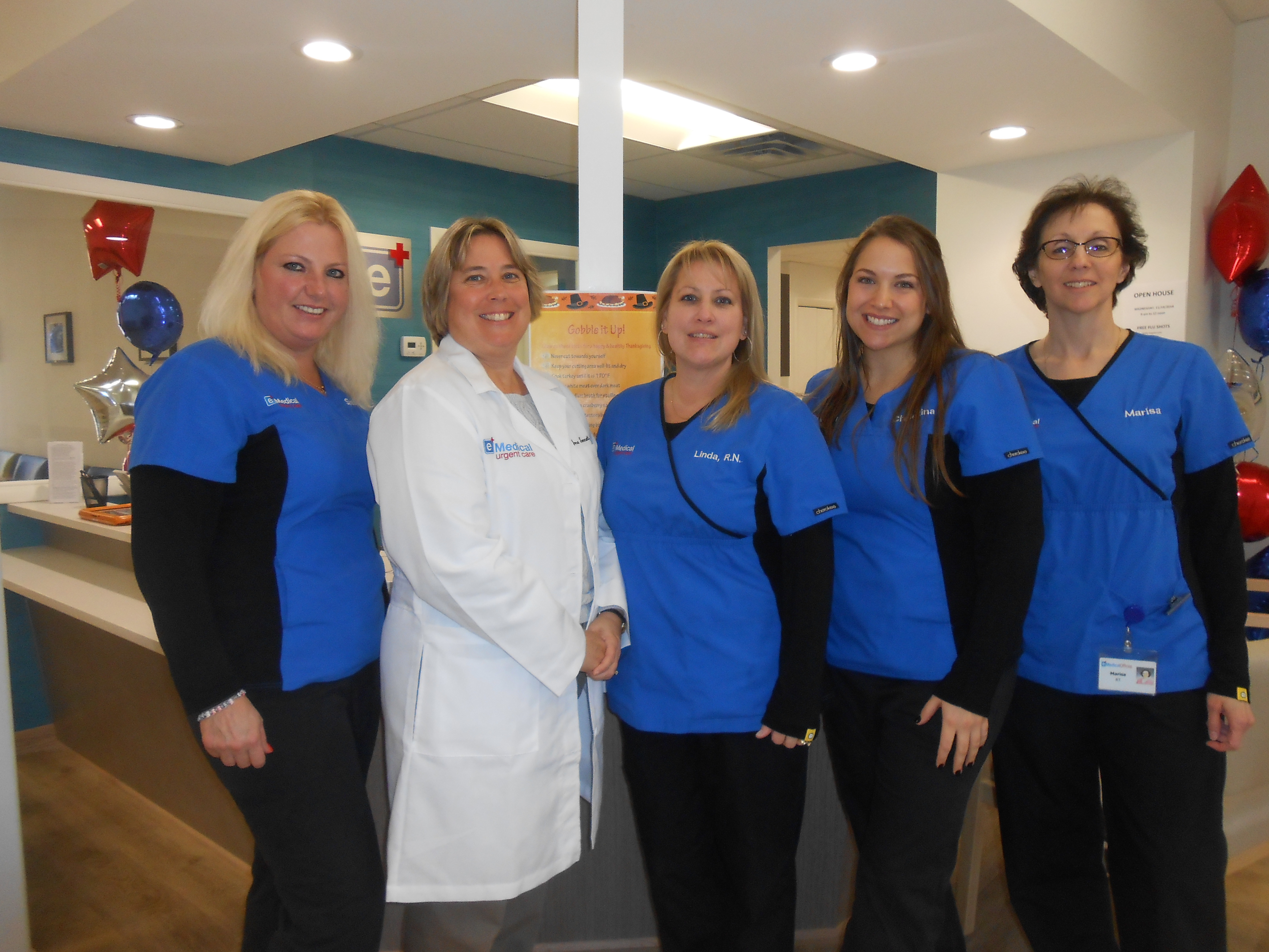 emedical urgent care in berkeley heights same service with new