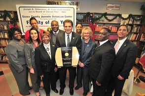 Essex County Juvenile Detention Center Award