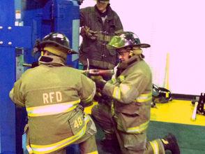 Roseland Fire