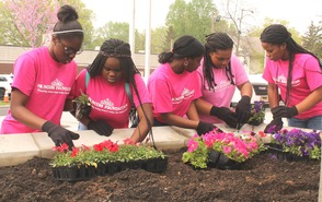 Roselle Comes Together for Community Clean Up Day, photo 13