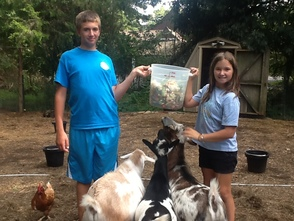Unity Charter School helps create Environmental Harmony while Supporting Local Farm , photo 1