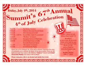 Fourth of July - Support 67 Years of Summit Tradition, photo 1