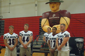 Basilone Bowl Prepares for Big Game, photo 10