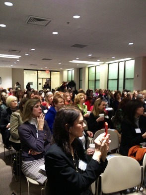 Attendees at the Sobel & Co. Executive Women's Breakfast