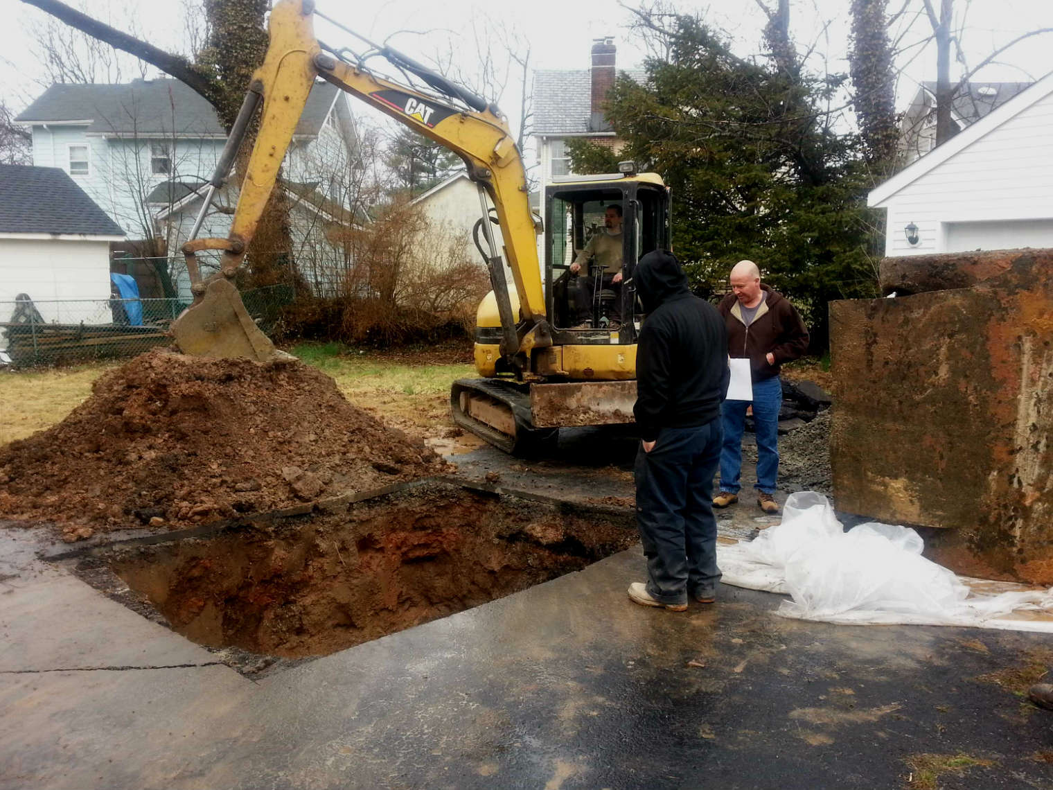 Soil Remediation and Underground Oil Tanks