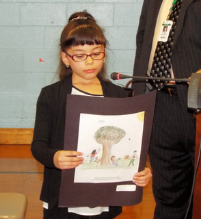 Franklin School Students' Illustrations to be Featured in Children's Book, photo 3