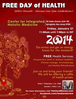 Celebrate Chinese New Year with a Day of Free Health Care, photo 1