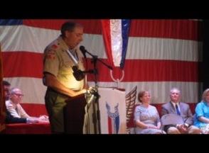 Troop 5 Scoutmaster Roger Brauchli