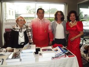 Zal Velez Book Signing
