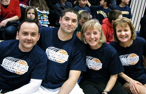 BHEF's Annual All-Star Faculty Basketball Game