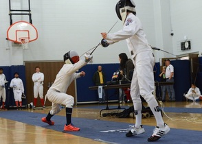 Randolph Achieves Success in Annual County Fencing Tournament, photo 2