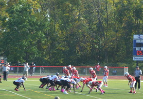 Gov. Livingston Suffers Tough Loss Against Rahway 35-0, photo 4