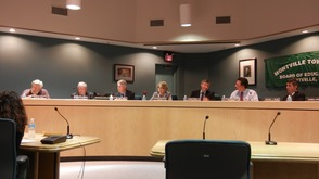 Montville Township Board of Education meeting on Aug. 26